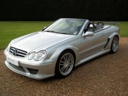 CLK GTR cab. seems to be UK irdium silver copy
