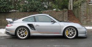GT2 RS silver UK