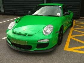 997 Gen2 1 of 3 in Viper Green