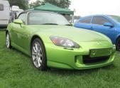 S2000 Rare Green