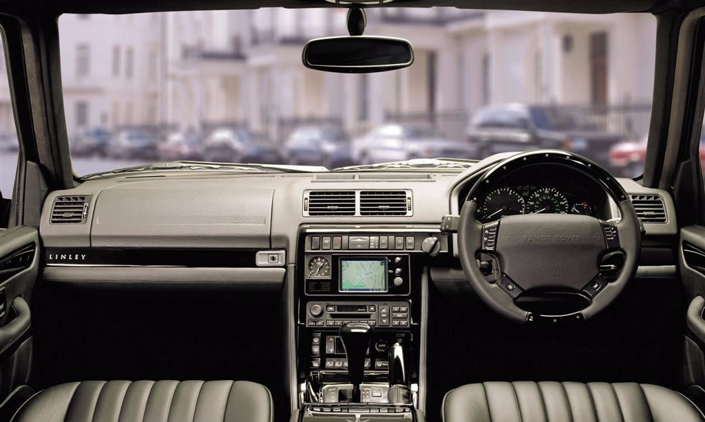 RANGE ROVER LINLEY – HOW MANY MADE on