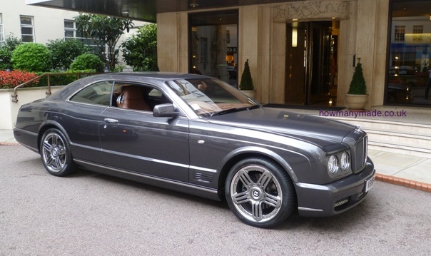 bentley brooklands coupe how many made. Black Bedroom Furniture Sets. Home Design Ideas