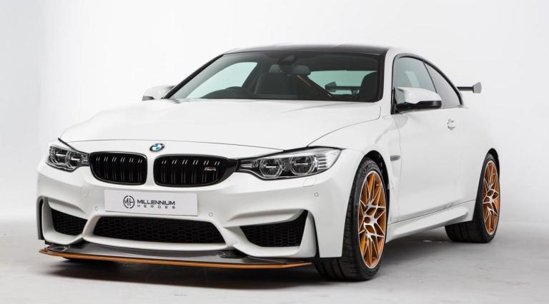 m4gts Alpine white