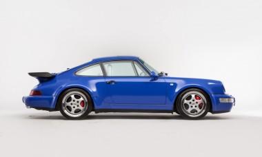 3.6 Turbo. C16. 1of1 Martime Blue. Howmanymade.co.uk