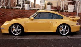 993 TurboS - how many made