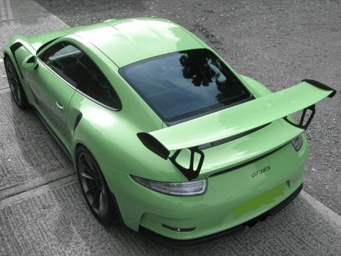Acid Green GT3RS