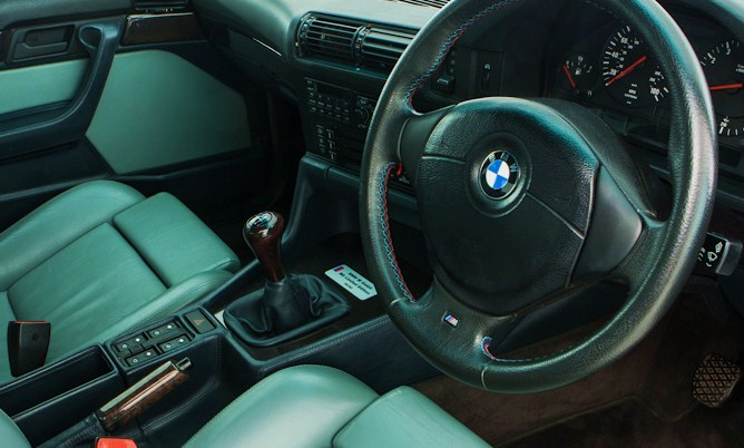 M5 LE green - don't know number.. 117k miles @ Nov 2012. int - Copy