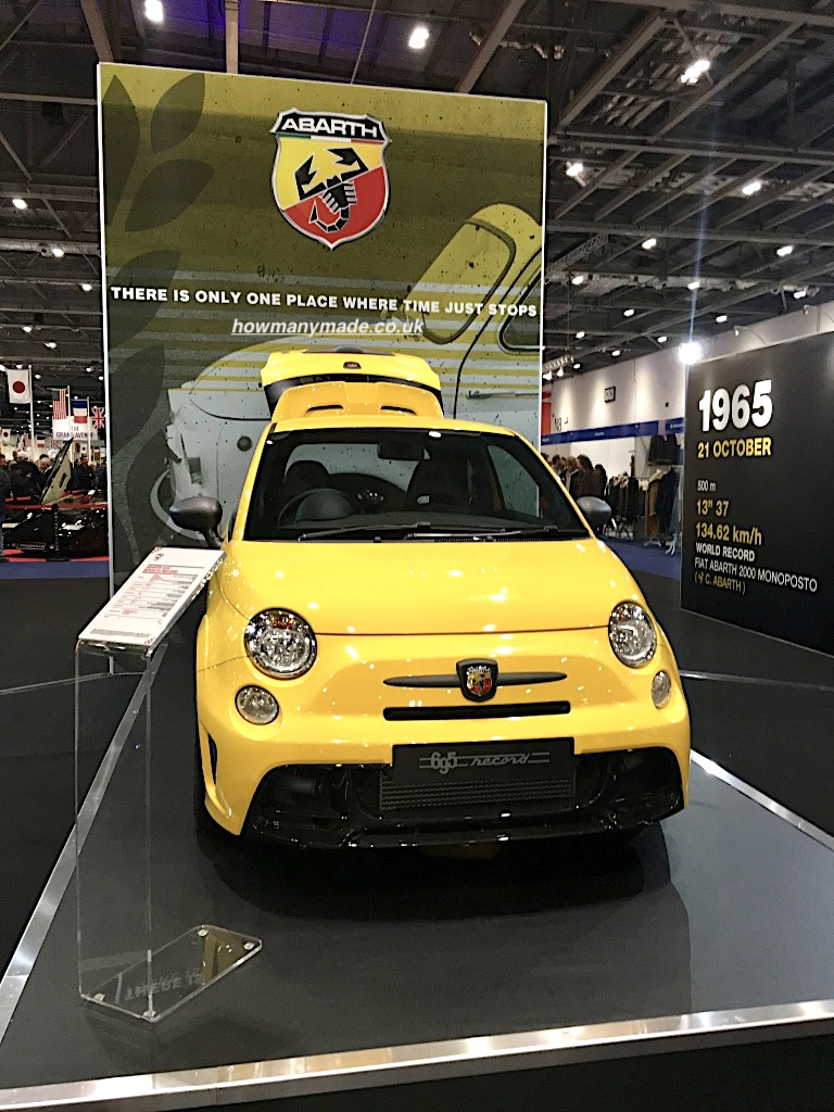 No42 - classic car show
