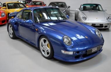 turbo-S Cobalt. C16. £300k. Nov2016