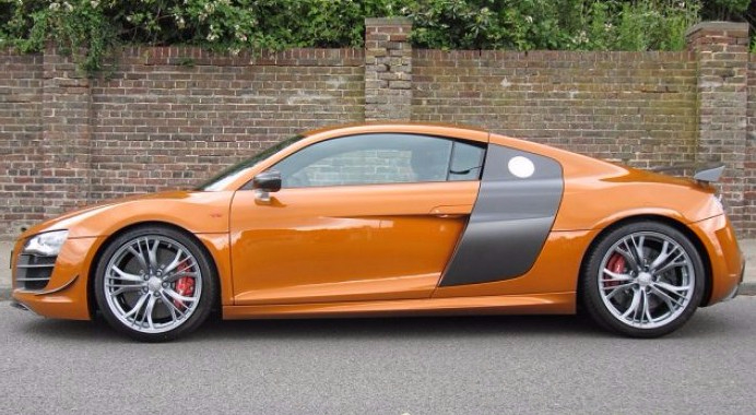 Audi R GT HOW MANY MADE - 2018 audi r8 gt