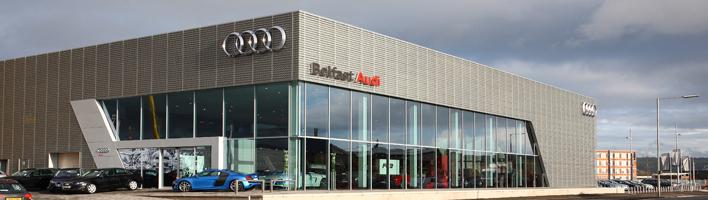 Audi Belfast