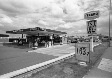Trinty Motors, Hinckley 80's