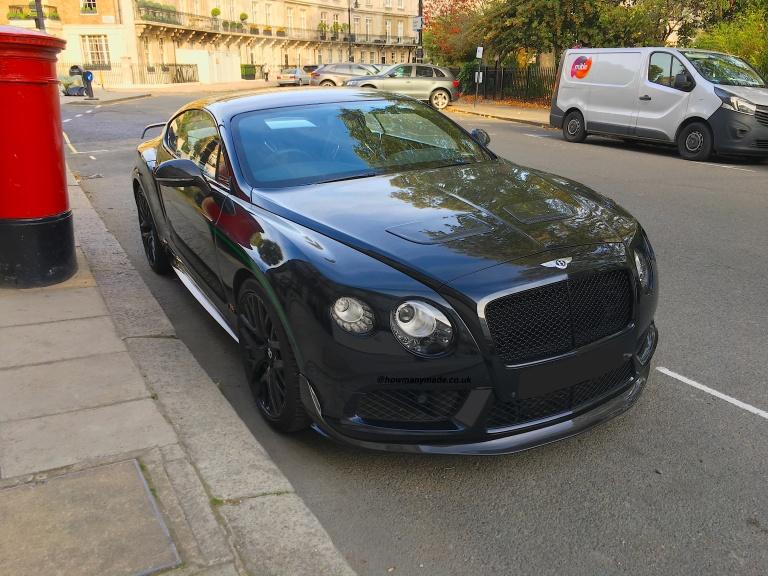 Uk GT3-R Black @howmanymade.co.uk