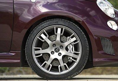 Wheel profile