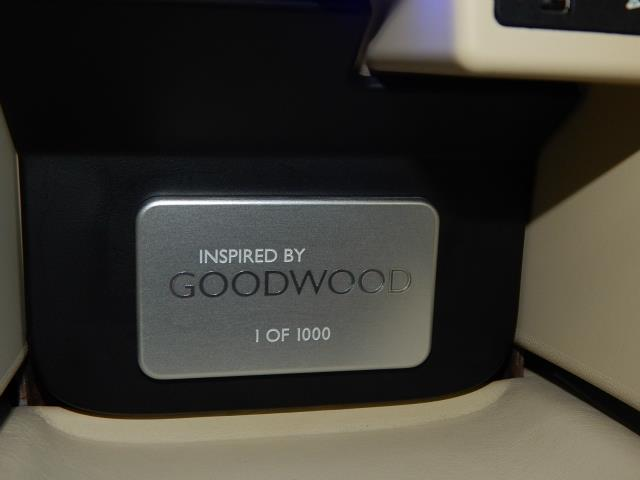 Goodwood Badge
