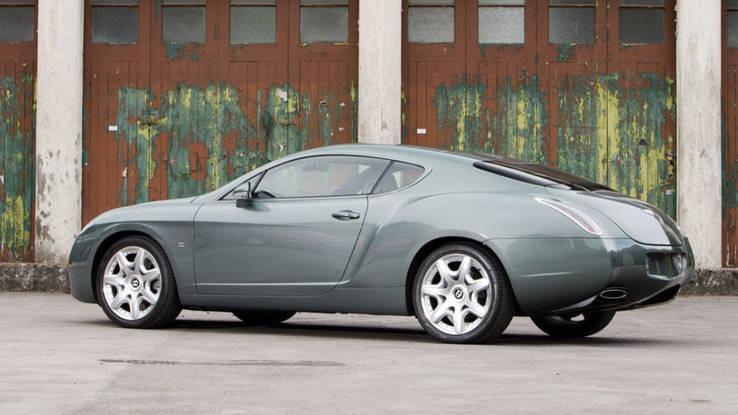 GTZ uk car. ©RMAuctions