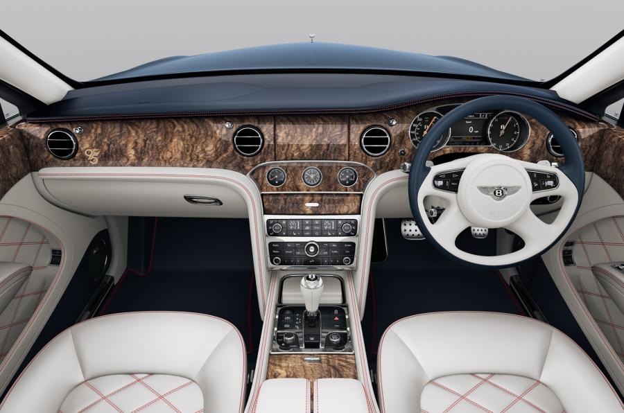 mulsanne 95th int- press