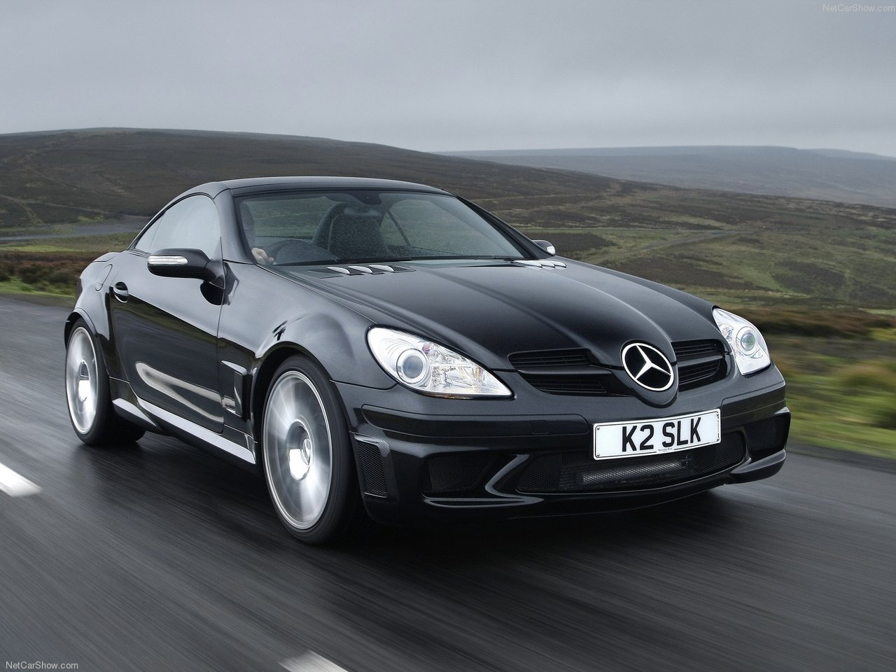 SLK_55_AMG_Black_Series Press