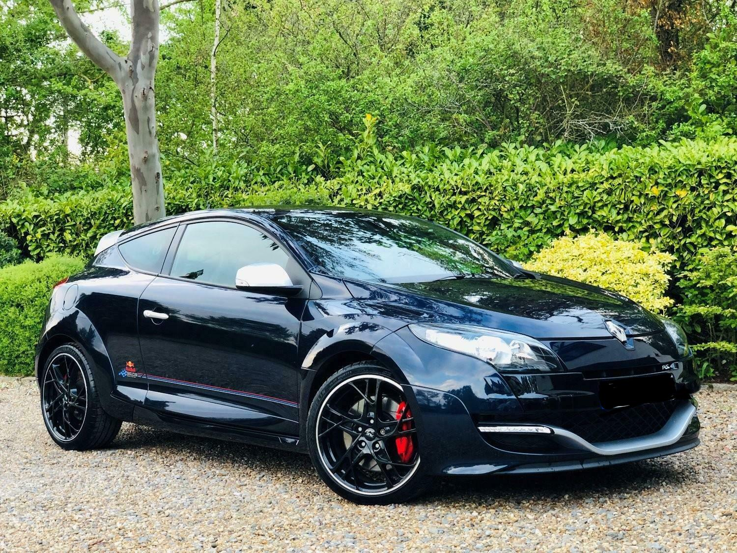 Renault Megane Red Bull Edition Rb8 How Many Made